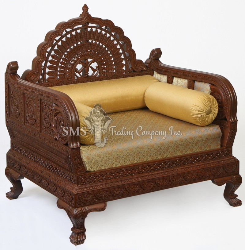 Diwans day beds diwan sets for Divan bed india