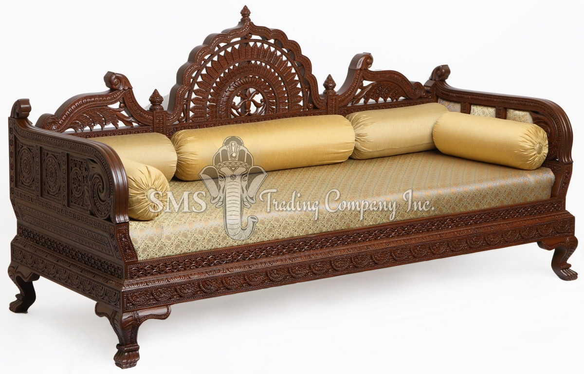Custom furniture sms for Diwan bed set