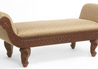 Chaise Bench