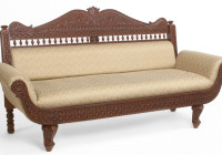King Design Sofa