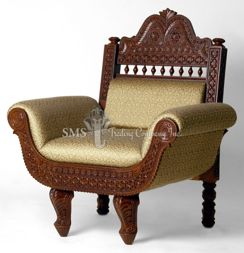 King Design Chair