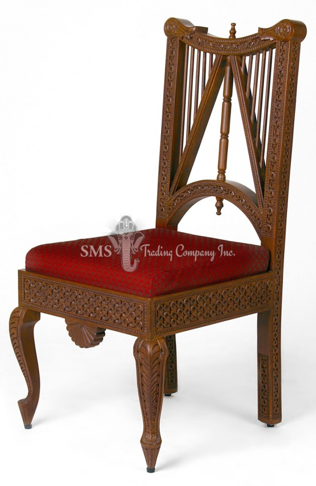 Harp Back Chair