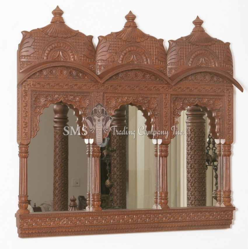 3 Jharokha Mirror
