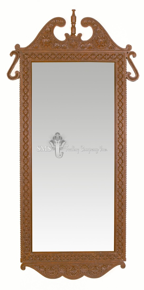 British Mirror Frame