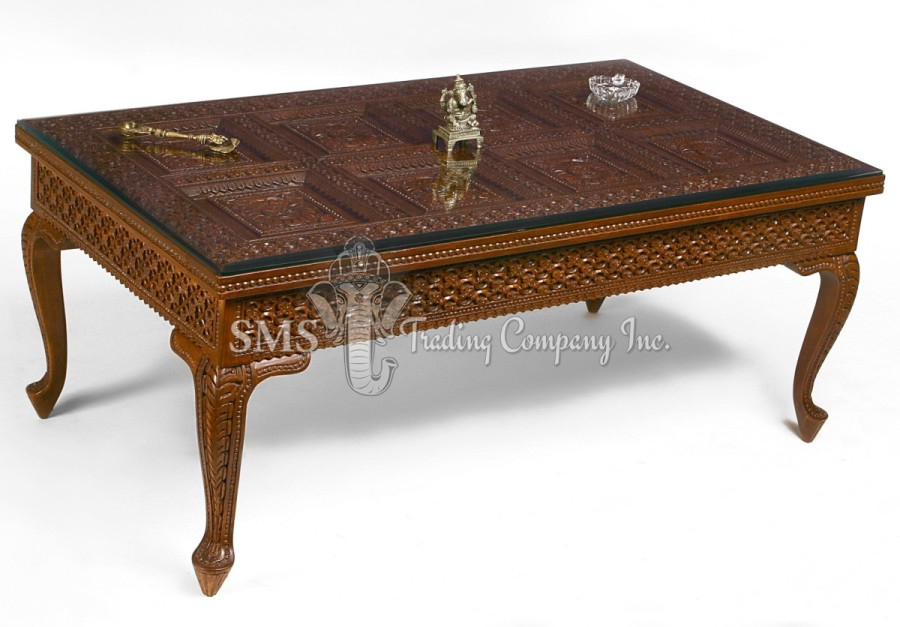 Panel Design Coffee Table