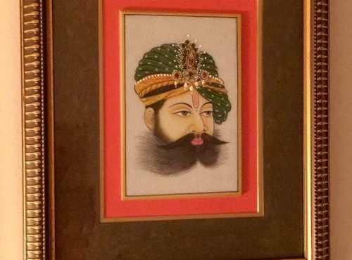 Royal Turban Man